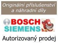 Originální náhradní díly Bosch